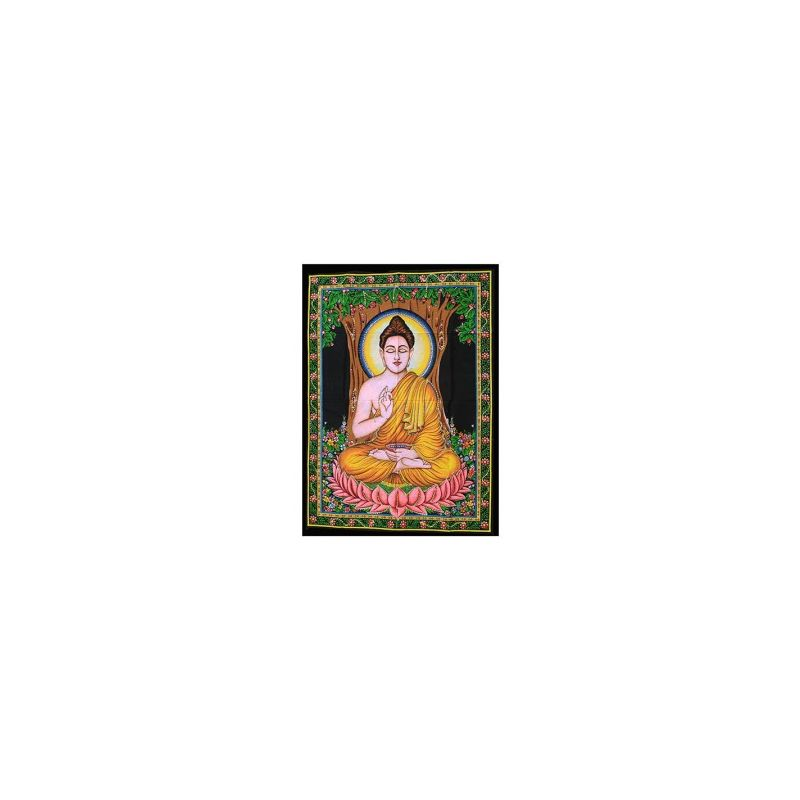 Deusa Kali - Pano Indiano
