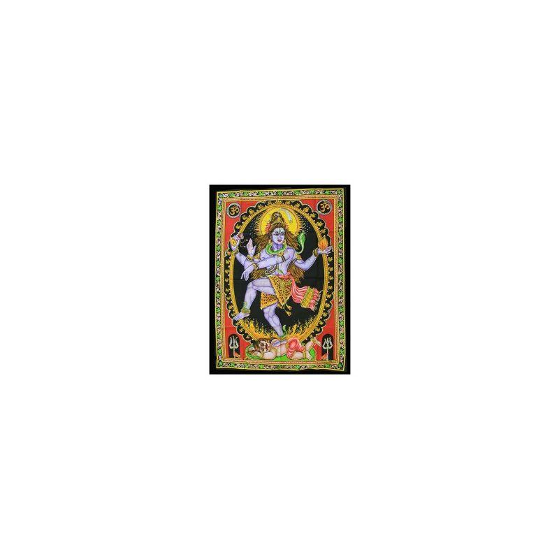 Hanuman Deus Macaco - Pano Indiano