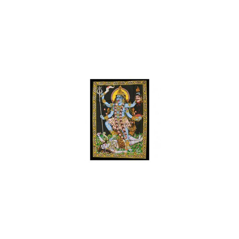 Shiva Nataraja Dança de Shiva - Pano Indiano