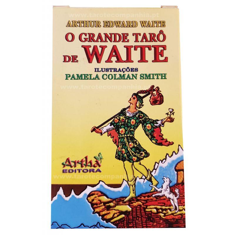 Tarot Rider Waite 3D