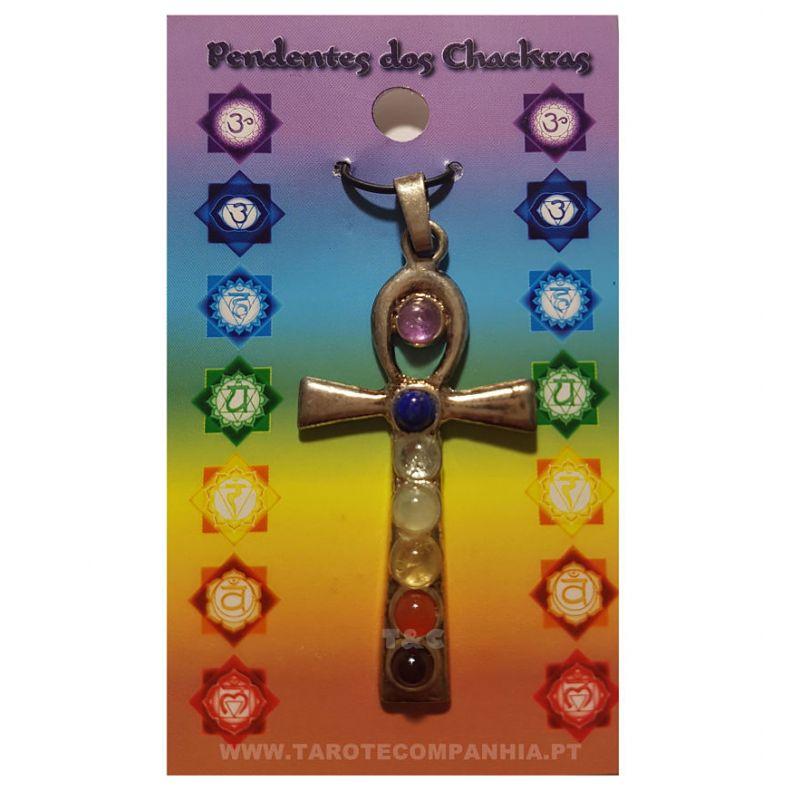 Pendente 7 Chakras Yoga e Meditação