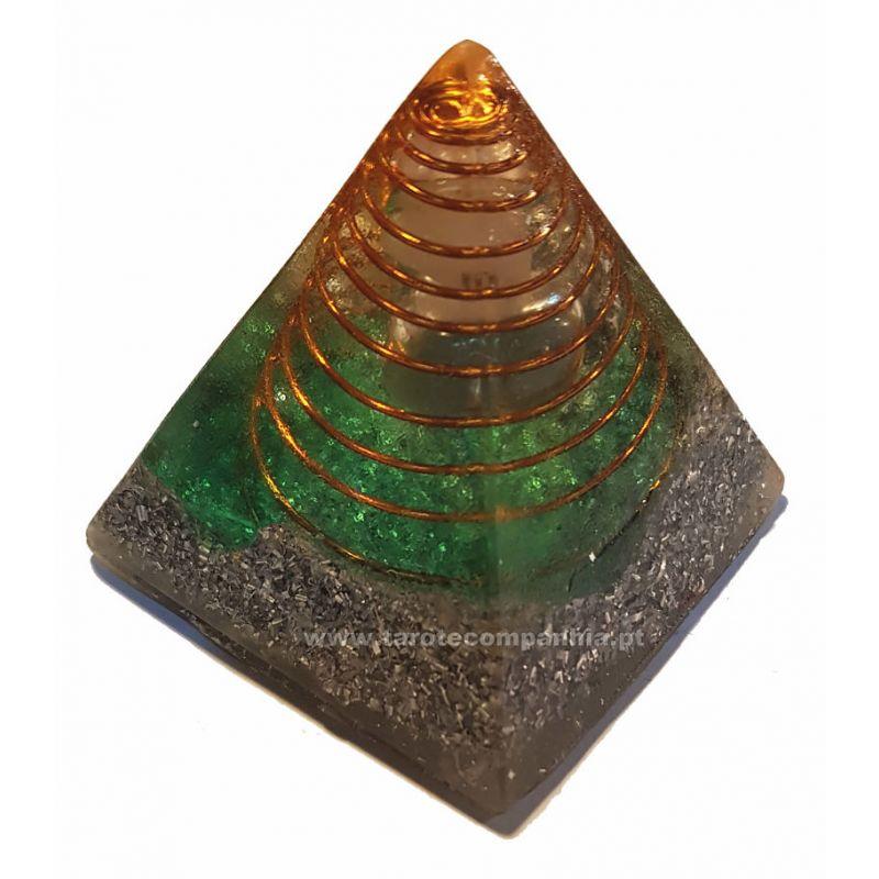 Vela Pirâmide 7 Cores Abre Caminhos
