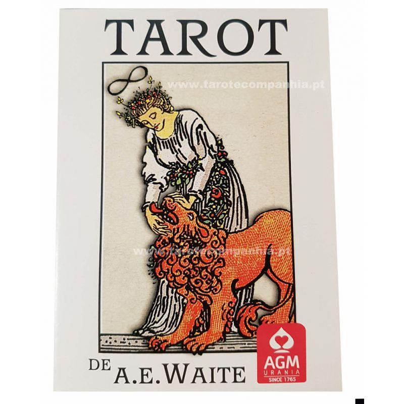 Tarot Rider Waite Edição em Português AGM